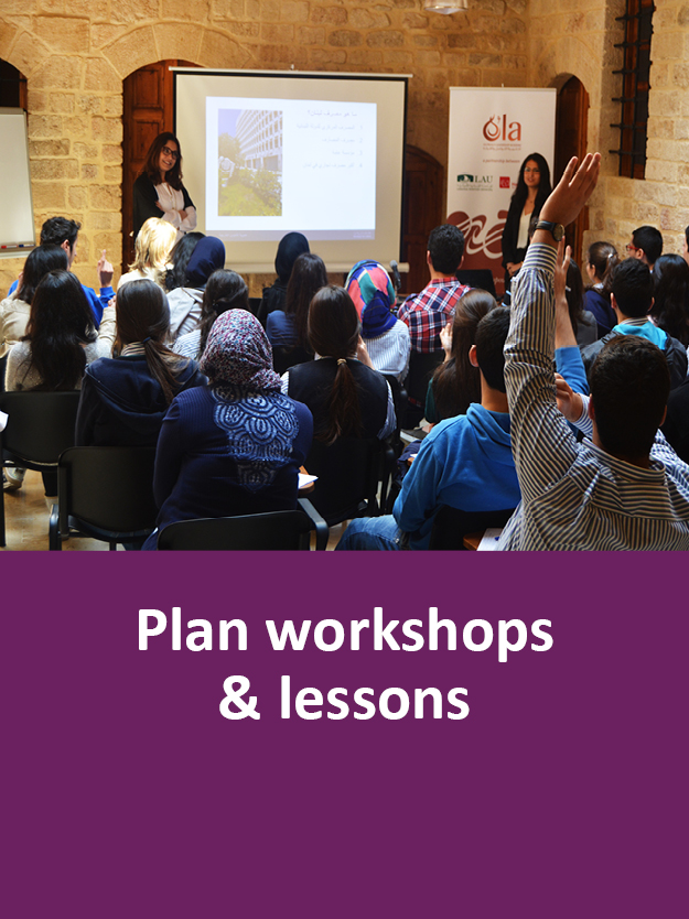 workshops lessons