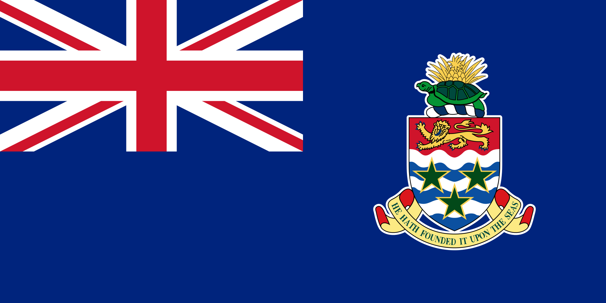 Flag of the Cayman Islands